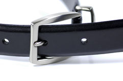 чернота пояса Стоковые Фото