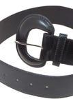 чернота пояса Стоковое фото RF