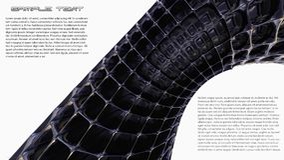 чернота предпосылки абстракции 3d Стоковая Фотография RF