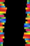чернота предпосылки иллюстрация вектора