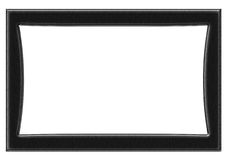 Чернота 2 рамки Стоковые Изображения RF