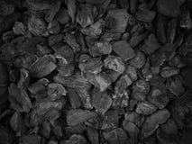Чернота угля минеральная Стоковые Фотографии RF
