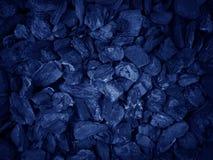 Чернота угля минеральная Стоковая Фотография RF