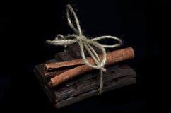 Чернота Chocogift стоковая фотография