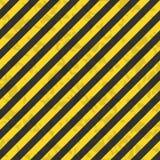 Чернота Grunge и оранжевая поверхность как предупреждение или опасность делают по образцу старую также вектор иллюстрации притяжк иллюстрация вектора
