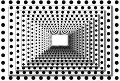 Черно-белый дизайн пятна бесплатная иллюстрация