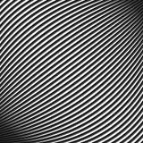 Черно-белый контраст развевает предпосылка иллюстрация штока
