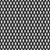 Черно-белая безшовная геометрическая картина Repeatable текстура/ иллюстрация вектора