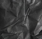 Черно-белая бумажная предпосылка Стоковые Изображения