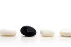 Черно-белая концепция. стоковые фото