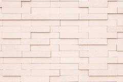 Черно-белая предпосылка текстуры кирпичной стены Стоковые Изображения