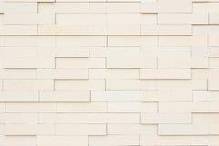 Черно-белая предпосылка текстуры кирпичной стены Стоковые Фотографии RF