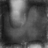Черно-белая средств предпосылка фильма формата Стоковое Фото