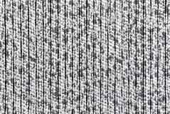 Черно-белая ткань стоковое фото