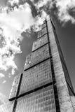 Черно-белое здание Bacata в городской Боготе - Боготе, Колумбии Стоковое Изображение RF