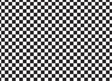 Черно-белые гонки и checkered картина бесплатная иллюстрация