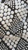 Черно-белые шарики Стоковое Фото