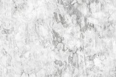 Черно-белый конец-вверх бетонной стены хороший для картин и bac Стоковая Фотография RF