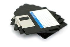 черные дискеты ii Стоковая Фотография