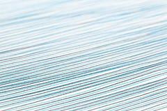 Черные и голубые линии предпосылка Стоковое фото RF