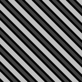 Черные и серые линии красивая геометрическая иллюстрация вектора предпосылки Стоковые Фото