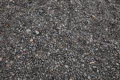 черные камни Стоковые Фото