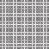Черные квадраты на белизне Стоковое Изображение