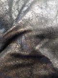 черные кожаные текстуры Стоковые Фото