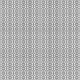 Черные кривые на белой предпосылке Стоковое фото RF