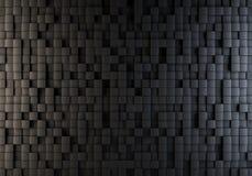 Черные кубы случайно нажали вне предпосылку бесплатная иллюстрация