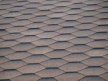 черные плитки крыши Стоковая Фотография