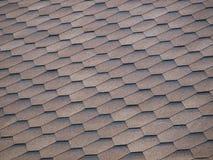 черные плитки крыши Стоковое Изображение RF