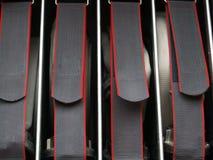 Черные пленки с резервной копией стоковое изображение rf