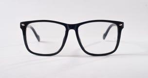 Черные стекла на белой предпосылке, Стоковое фото RF