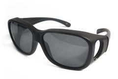Черные sunglass Стоковое Изображение