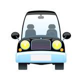 черный автомобиль ретро Стоковое Фото
