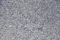 Черный асфальт на дороге Стоковая Фотография