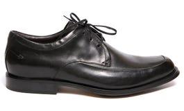черный ботинок Стоковое Изображение RF