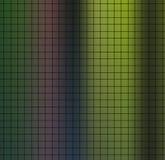 Черный бумажный план решетки для тетради дизайна и все пробелы офиса, документы на предпосылке градиента зеленых цветов переполне иллюстрация штока