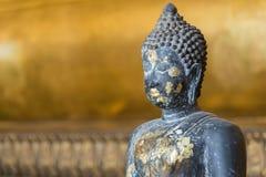 черный Будда Стоковые Изображения RF