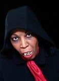 черный вампир стоковые изображения
