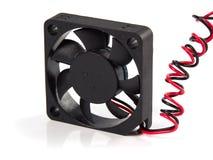 Черный вентилятор coolink Стоковое фото RF