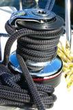 черный ворот веревочки стоковое фото rf