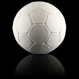 черный гандбол Стоковое фото RF