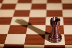 черный грачонок части chessboard шахмат Стоковое Фото