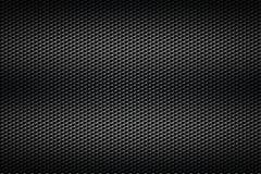Черный гриль хрома Предпосылка металла Стоковые Фото
