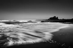 Черный замок Стоковое Изображение RF