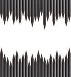 черный карандаш Стоковые Изображения