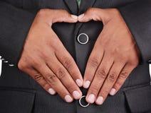черный костюм бизнесмена Стоковое Фото