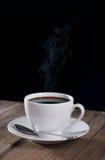 черный кофе Стоковые Изображения